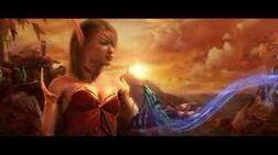 World of Warcraft - The Burning Crusade Trailer (German)