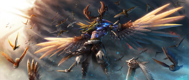 Datei:Malfurion stormrage by siakim-d3dhf5m.jpg