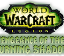 WoWA Open Story: Vengeance of the Burning Shadow