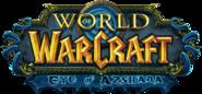 World of warcraft eye of azshara fan made logo by goldenyak-d85vdrr