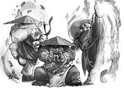 WoW RPG Transcendent Pandas by UdonCrew