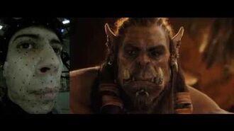 *NEW* Warcraft The World of MOCAP Blu-Ray & DVD Bonus