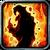 Spell fire immolation