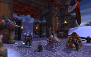 WoW 6.0 Horde Garrison Group AD 01