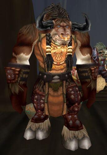 Doru Thunderhorn