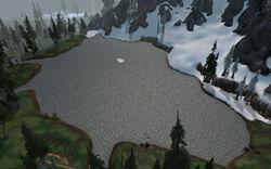 Winter Breath's Lake
