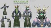 Eranikus Night elf form