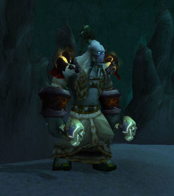 Earthwatcher Shaman