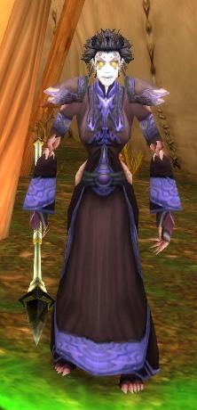 Shadow Priestess Vandis