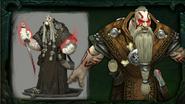 BlizzCon Legion - Stormheim Mystic Vrykul concept art1