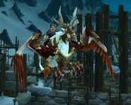 Argent Hippogryph 3