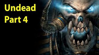 Warcraft 3 Gameplay - Undead Part 4 - Key of the Three Moons