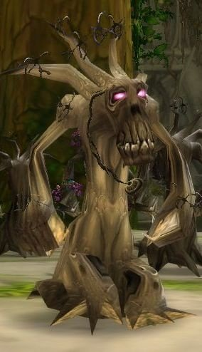 Warpwood Treant