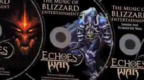Echoes of War The Music of Blizzard Entertainment