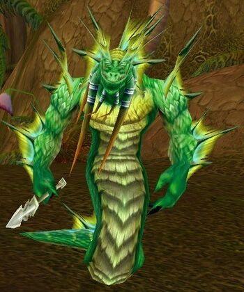 Strashaz Warrior