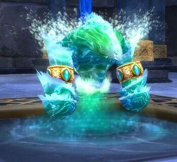 Conjured Water Elemental