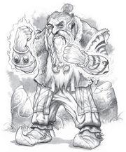 Unknowen Dwarf