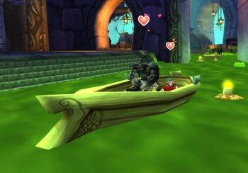 Undercity Love Boat