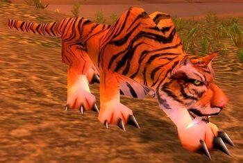 Durotar Tiger
