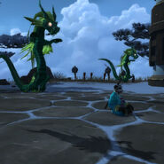 Peak of Serenity Serpent screenshot
