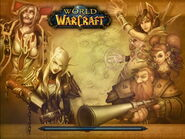 The Burning Crusade Eastern Kingdoms loading screen