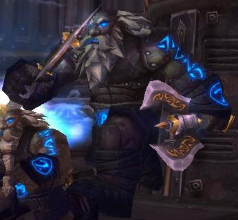 Dark Rune Guardian