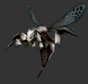 Silithid wasp white