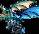 Blue drake