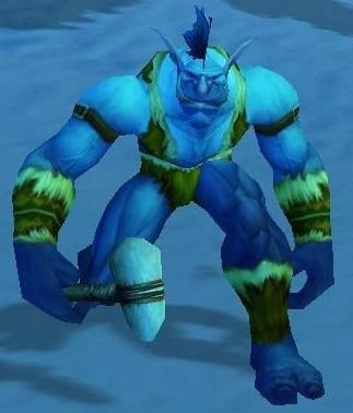 Frostmane Troll Whelp