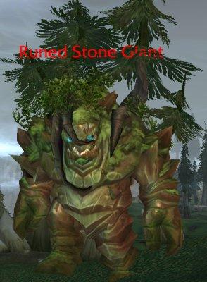 Runed Stone Giant
