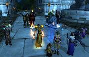 Guild party