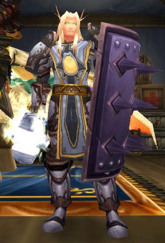 Crusader Silverdawn