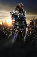 Warcraft Textless Character Poster 03