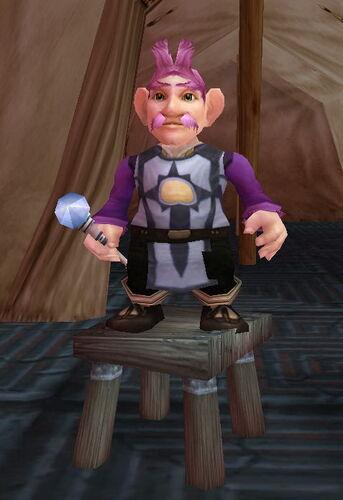 Apprentice Pestlepot