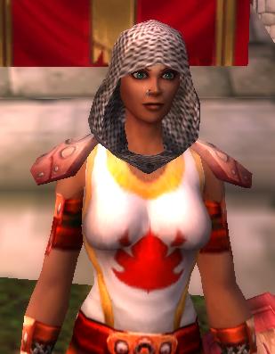 Scarlet Crusader