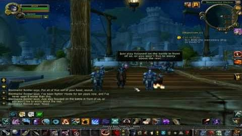 Cataclysm Beta - Vashj'ir Introduction - World of Warcraft