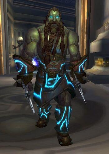 Dark Rune Ravager
