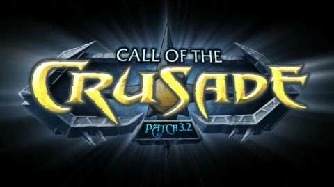 Warcraft Lore The Call of the Crusade