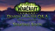 Demon Hunter Q&A with Jonathan LeCraft part 1