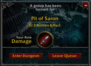 Patch 3.3 LFD group formed
