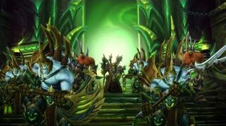 World of Warcraft Legion — The Fate of Azeroth