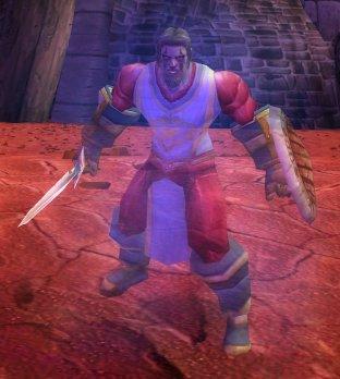 Vengeful Unyielding Footman