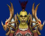 Dragon-Quake Shoulderguards