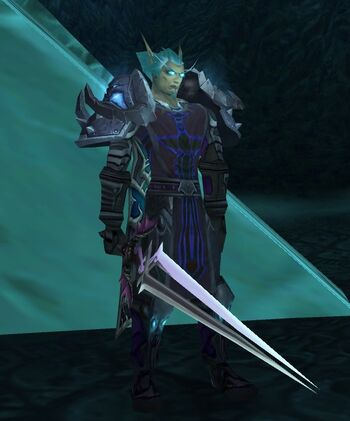 Keritose Bloodblade