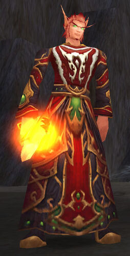 Warsong Hold Mage