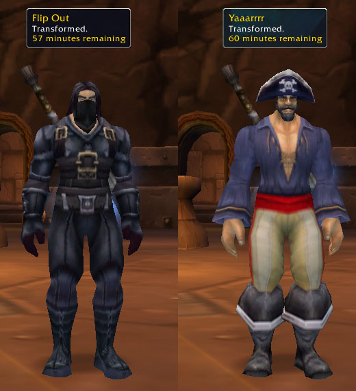 Guide to changing appearances wowwiki fandom powered for Wow fishing guide