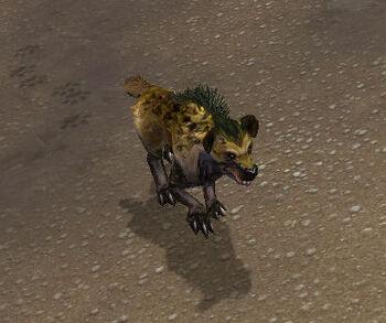 Rabid Hyena