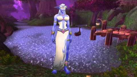 WoW Pro Lore Episode 3 The Kaldorei, Night Elves-1369427619
