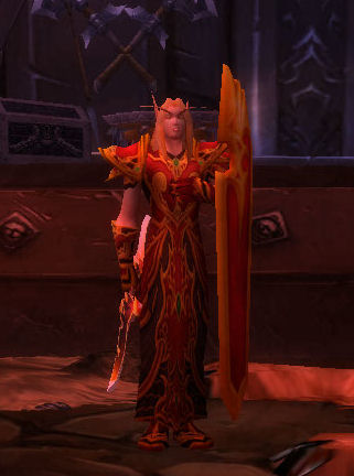 Silvermoon Delegation Guardian