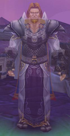 Lieutanant-Sorcerer Morran